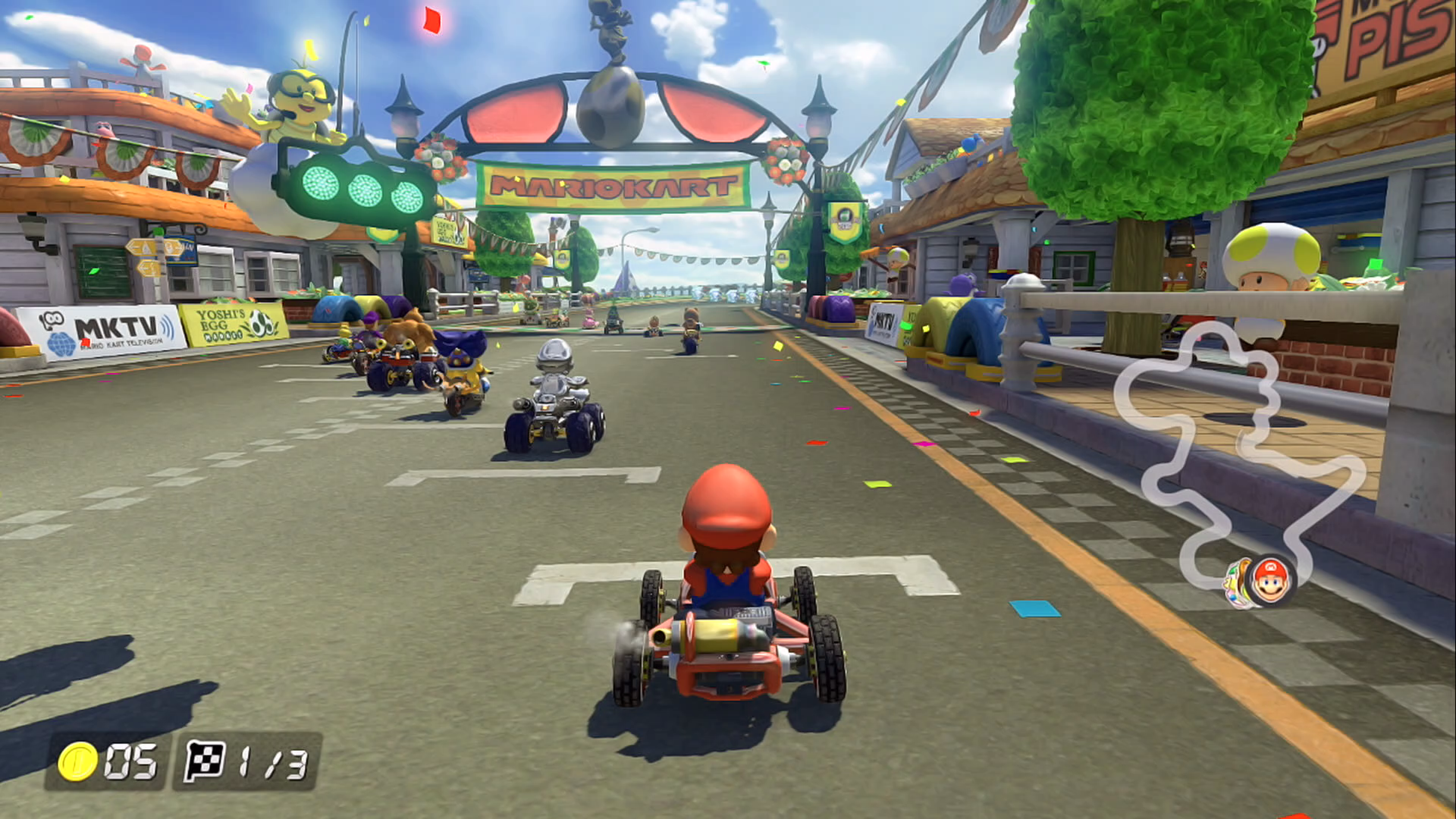 MCable - Mario Kart 8 - 2 - 720p