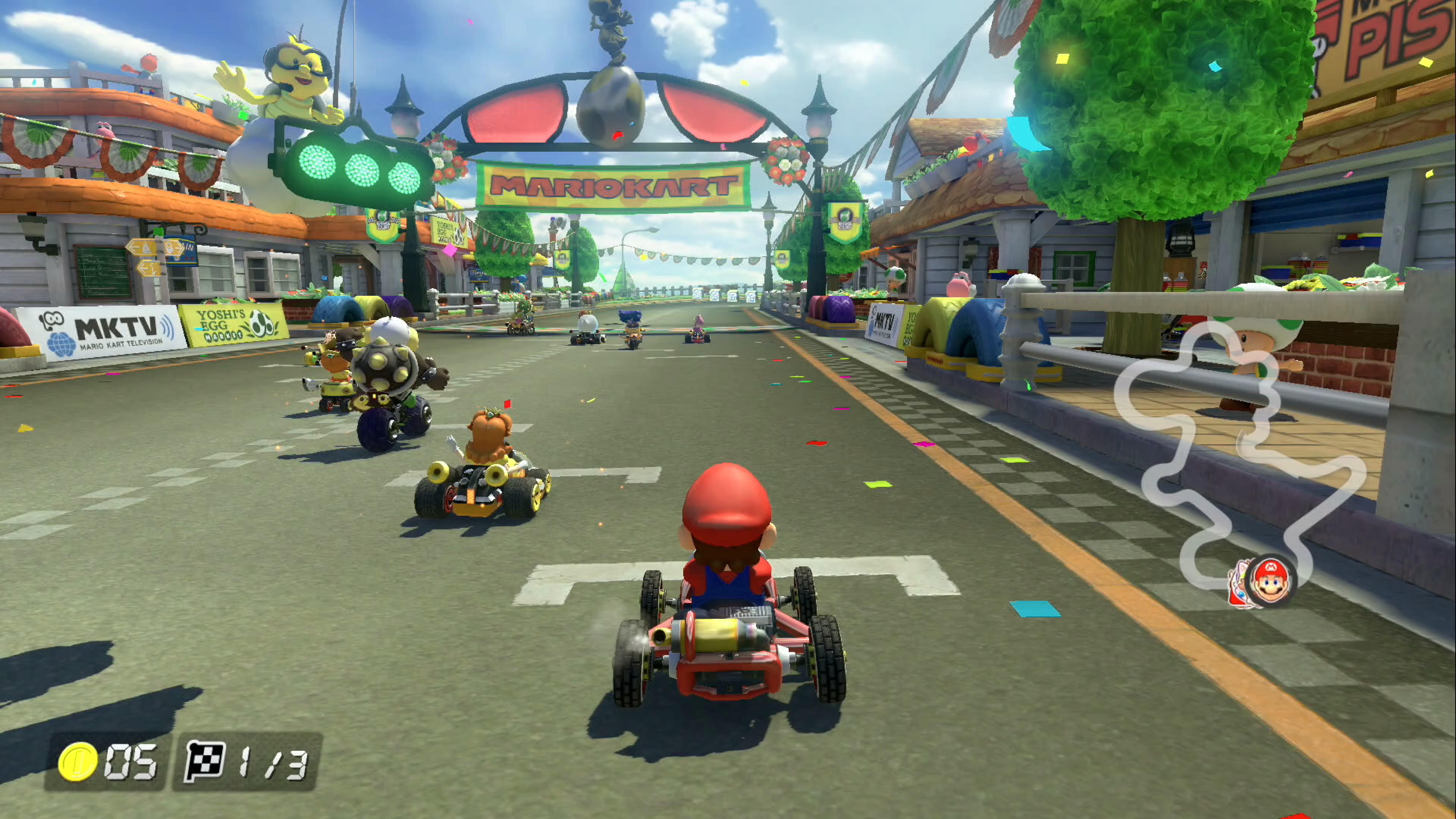 Regular - Mario Kart 8 - 2 - 1080p